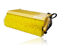standard broom bucket