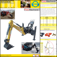 Sideshift backhoe brochure