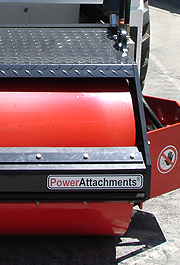 Powerattachments Vibrationswalzen index